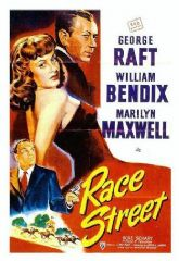 Race Street 1948 DVD - George Raft / William Bendix